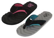 Sporto Women's Beach Comfort Flip Flops Sandals - Color Options