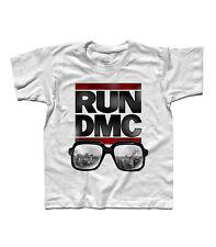 T-shirt bambino RUN DMC hip hop Simmons Walk This Way It's Like That rap