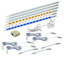 6 Pack LED Under Cabinet Light Kitchen Cupboard Striplights 300mm