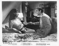 h Gina Lollobrigida Sean Connery VINTAGE Photo Woman Of Straw