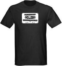 Retro Joy Division Unknown Pleasures on Tape Tee Shirt