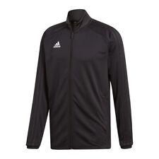 Adidas Condivo 18 Chaqueta de entrenamiento Negro Blanco