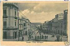 CARTOLINA d'Epoca: LICATA - Agrigento SICILIA
