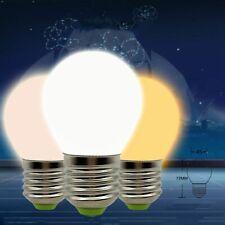 Three-color Dimmable LED Bulb E26 E27 B15 B22 E14 E12 Equival 30W Incandescent S