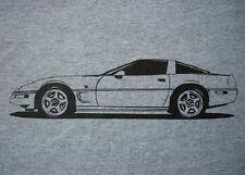 1996 Collector Corvette T-Shirt, CE, LT4, LT1 Coupe