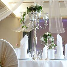 Silber Leuchter Kerzenleuchter Kerzenständer Event Silberleuchter 9 5 3 flammig