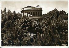 """"""" CERVIA (MILANO MARITTIMA) : ALBERGO TOURING """"   Viaggiata  ANNO 1952"""