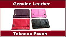 Genuine Leather Tobacco pouch / Tobbaco Pouch / Tobaco Pouch / Tobbacco Pouch-M1
