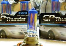 GP THUNDER V2 8500K PLATINUM WHITE Headlight Fog BULBS PAIR GP85 HIGH WATTAGE