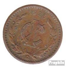 Mexiko KM-Nr. : 415 1948 sehr schön Bronze 1948 1 Centavo Adler