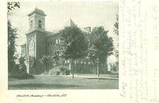 Dunkirk,Ny. The Dunkirk Academy 1907