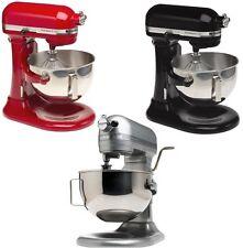 KitchenAid KV25GOX Professional 5-Quart Stand Mixer Red, Black, Silver