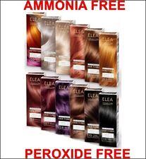 ELEA SEMI PERMANENT HAIR TONER AMMONIA FREE PEROXIDE FREE 100ml