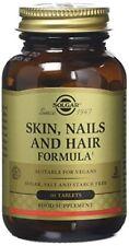 Solgar Fórmula Piel, las uñas y el cabello comprimidos