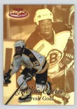 1999-00 Topps Gold Label Fresh Red #FG7 Anson Carter Boston Bruins Hockey Card