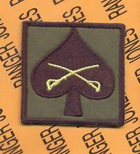 1-61 CAV 506 Inf 4 Bde 101 Airborne HCI Helmet patch B