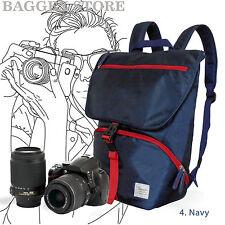Stylish Camera Backpack to carry a DSLR Camera, 1 standard lens