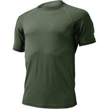 Lasting Merino T-Shirt Quido grün - Kurzarm-Funktionsshirt
