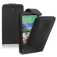 Etui Rabattable en Simili Cuir Pour HTC Desire 510