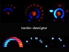 LED Heizungsblende Ford Escort MK5/MK6 Lüftung Beleuchtung (blau,rot,grün,weiß)