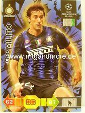 Adrenalyn XL Champions League 10/11 - Diego Milito