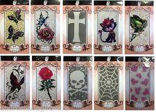 Gioielli adesivi per telefono / Tablet / piccoli gadget 10 Designs! gratis UK P & P!
