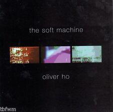 Oliver ho-The Soft Machine-CD ALBUM-Merce Nuova OVP-TECHNO Tech House