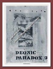Deontic Paradox 3 by Carl Beam
