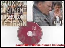 CEUX QUI M'AIMENT PRENDRONT LE TRAIN (CD BOF/OST) 1998