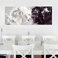 Glasbild Milk & Coffee Panorama Quer Wandbild Echtglas farbecht Motiv Design