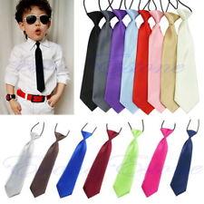 Cravate enfant neuf envoi rapide depuis la France plusieurs couleurs