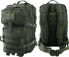 KOMBAT UK Unisex Hex – Stop Reaper Confezione da 40 Litri Verde Oliva Esercito MOLLE ASSALTO Bag