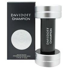 DAVIDOFF CHAMPION EAU DE TOILETTE PARA ÉL. NUEVO