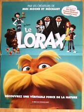 AFFICHE - LE LORAX DR. SEUSS