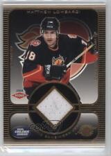 2003-04 Pacific Calder #164 Matthew Lombardi Calgary Flames Rookie Hockey Card