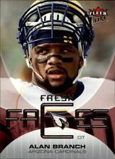 2007 Ultra Fresh Faces Football Card Pick