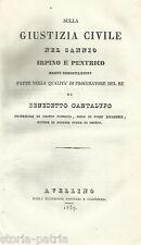 IRPINIA_SANNIO IRPINO E PENTRICO_MOLISE_CAMPOBASSO_LECCE_NOTARIATO_AVVOCATI_1839