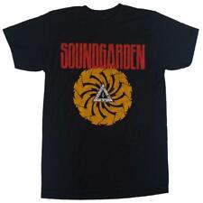 Soundgarden Bad Motor Finger Licensed Grunge Rock Men's T-Shirt