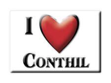 MAGNETS FRANCE - FRANCHE COMTÉ SOUVENIR AIMANT I LOVE CONTHIL (MOSELLE)