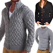 BEHYPE Herren Pullover & Strickjacken, versch. Modelle/Farben Strick Jacke NEU