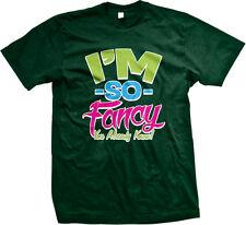 I'm So Fancy You Already Know Pop Song Rap Lyrics Swag Hot Rich Am Men's T-Shirt