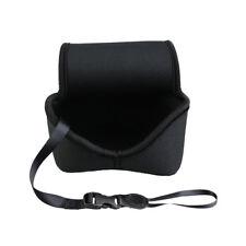 JJC Neoprene Compact Camera Pouch Soft Case for Canon EOS M M2 M3 M6 M10 M100