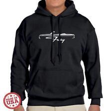 1964 Plymouth Fury Convertible Design Hoodie Sweatshirt FREE SHIP