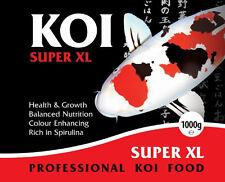 Koi Food...Koi Super XL...Quality Koi & Pond Fish Food 6mm Pellet