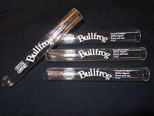 (4) Southern Comfort - Crystal Comfort BULLFROG Test Tube Shot Glasses...NEW