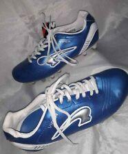 Kronos Viper Scarpe Tacchetti da calcio Bambino Blu Lucido 36 Children Shoes 9cc4b123517