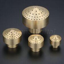 "1/4""-1"" Brass Fireworks Column Garden Fountain Nozzle Water Spray Sprinkler Head"