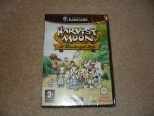 HARVEST MOON: A WONDERFUL LIFE- UK PAL NINTENDO GAMECUBE - NEW & FACTORY SEALED