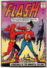 FLASH #137,  VG, Golden age Flash x-over, JSA, 1st Johnny Thunder,  1963