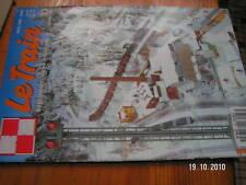 Le Train n°33 040T Panoramique X4208 214 B1 PLM CC72000